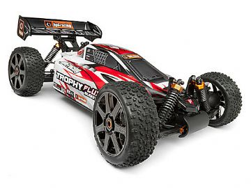 107016 - HPI Trophy Brushless Flux RTR Buggy 2.4ghz